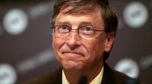 Билл Гейтс \ Bill Gates -  2 место.