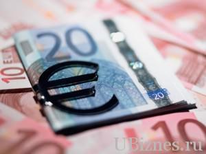 Евро - одна из самых дорогих валют