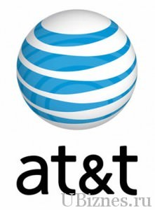 Логотип компании AT&T