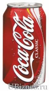 Банка из под Кока Колы