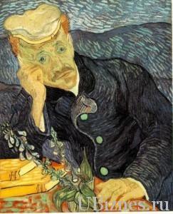 «Портрет доктора Гаше», Винсент ван Гог, $ 85 – 130 млн.