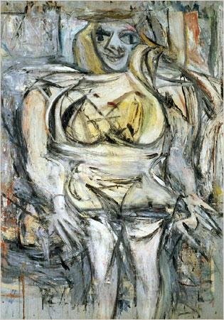 """Женщина III"", Вилль де Куни, 137.5 млн. долларов"
