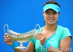 Ли На ($8 млн.)