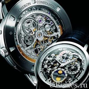 Часы Royal Blue Tourbillion Haute Joail 1,1 млн. долларов