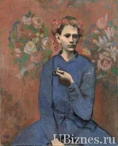 «Мальчик с трубкой», Пабло Пикассо, $ 104 млн.