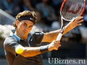 Роджер Федерер (52,8 млн.)