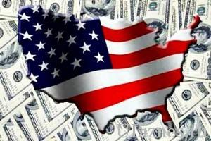 Лучшая экономика мира - США.