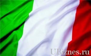 Италия флаг 8 место.