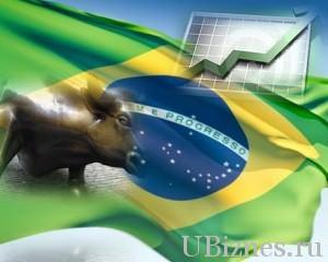 ВВП Бразилии вырос - 6 место в рейтинге.