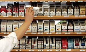 Повышение цен на сигареты 2012