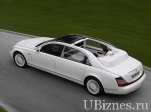 Maybach Landaulet $ 1 400 000