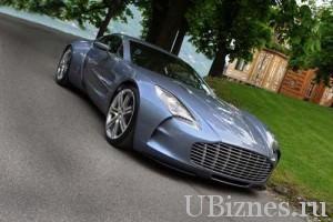 Aston Martin One-77 $ 1 400 000
