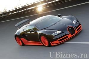 Bugatti Veyron 16.4 Supersport 300x200 Bugatti Veyron стоимостью  $ 2 600 000   самая дорогая машина мира в 2014 году.