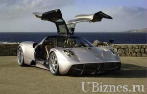 Pagani Huayra $ 1 300 000