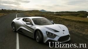 Zenvo ST1 $ 1 800 000