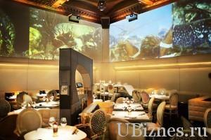 Sketch – Лондон 300x200 Рейтинг лучших ресторанов мира по возрастанию цены обеда.