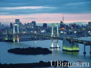 Токио - 3 место.
