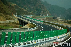 Changde-Jishou Expressway самая дорогая дорога в Китае