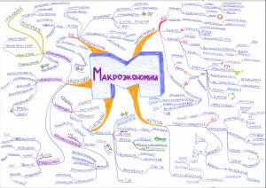 Схема макроэк.