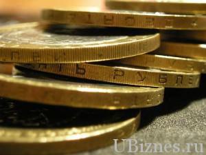 Гурт десятирублевой монеты