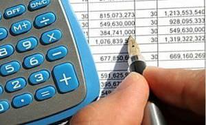 Расчет бюджета