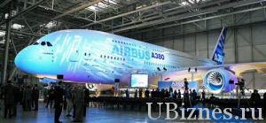 Airbus A380 - 500 млн. $