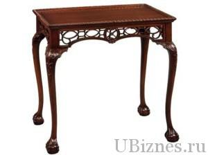 Обеденный стол из красного дерева Джона Годдарда – 12,1 млн. долл. США