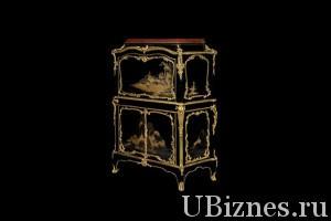 Секретер эпохи Людовика XV – 3,2 млн. фунтов стерлингов (5,1 млн. долл. США)