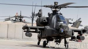 1 место – McDonnell Douglas AH-64 Apache – $52,0-61,0 млн