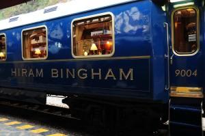 10 место - Hiram Bingham