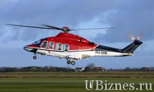 6 место — AgustaWestland AW139 – $17 млн