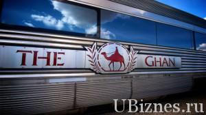 8 место - The Ghan - 2 688$