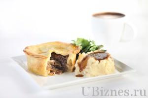 Wagyu Meat Pie