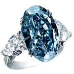 2 Blue Diamond ot Chopard