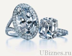 9 Tiffany Diamond Oval