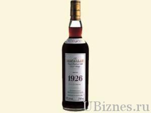 Macallan 1926 - 75 000 долларов