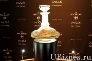 The Macallan in Lalique - 460 000 долларов