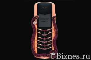 Vertu Signature Diamond Collection - 310 тысяч долларов.