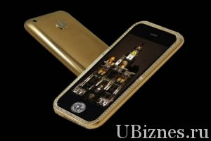 iPhone 3GS Supreme - 3.2 миллиона долларов.