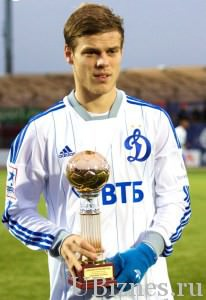 Александр Кокорин - 18 000 000 евро