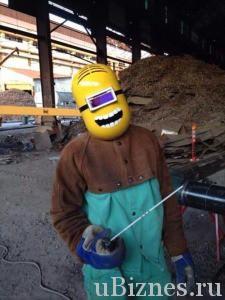 Интересная маска