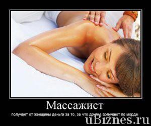 Исскуство массажа
