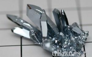 Металл Калифорний 27 млн. за грамм