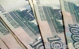 Несколько купюр в тысячу рублей веером и крупным планом