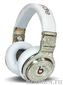 Beats By Dre and Graff Diamonds