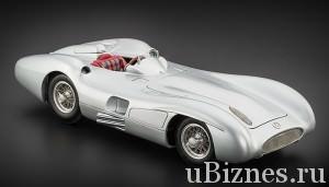 Белый Mercedes-Benz W196 за 28 миллионов
