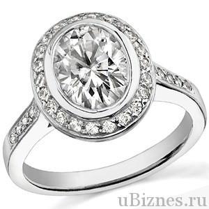 Tiffany Diamond Oval