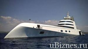 Яхта А - 300 млн. $