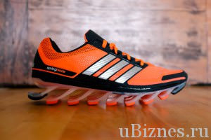 Необычные кроссовки от Адидас