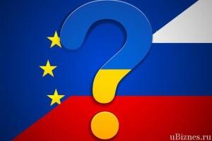 Санкции ЕС против России из-за Украины